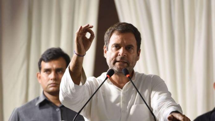 राहुल गाँधी और उनके झूठे आंकड़े