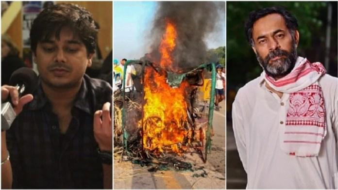 JNU हिंसा, दिल्ली दंगों, किसान आंदोलन