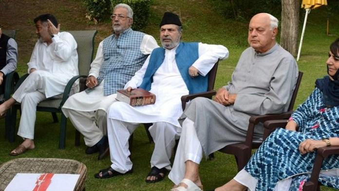 जम्मू कश्मीर, DDC चुनाव