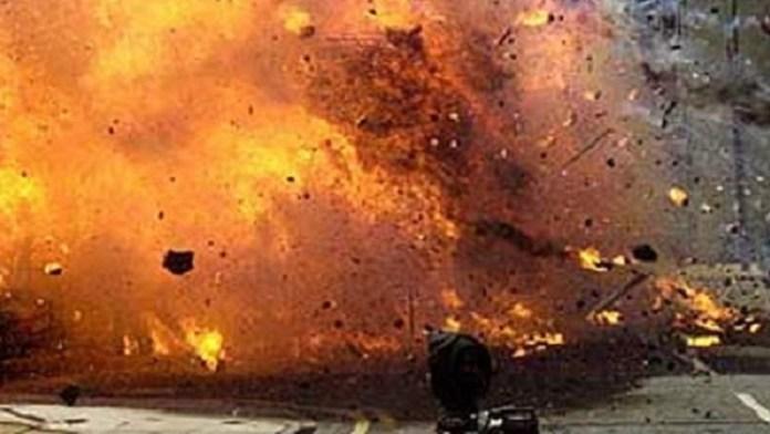 अफगानिस्तान, आत्मघाती कार बम हमला