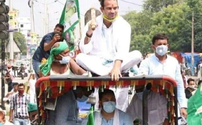 तेज प्रताप हसनपुर बिहार चुनाव
