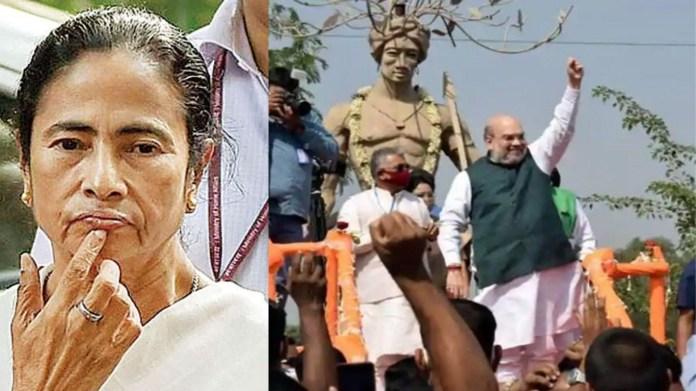 बंगाल, ममता सरकार. अमित शाह