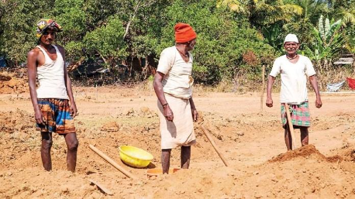 MGNREGS, रोजगार, पेमेंट, मजदूरों