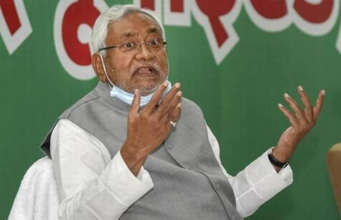 बिहार के मुख्यमंत्री नीतीश कुमार का बड़ा बयान