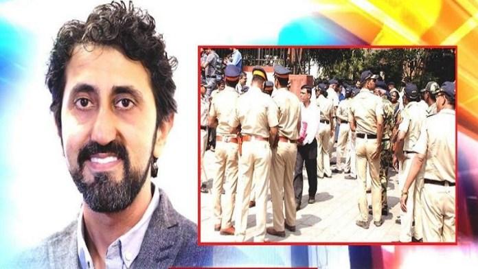 रिपब्लिक, CEO विकास खानचंदानी, मुंबई पुलिस