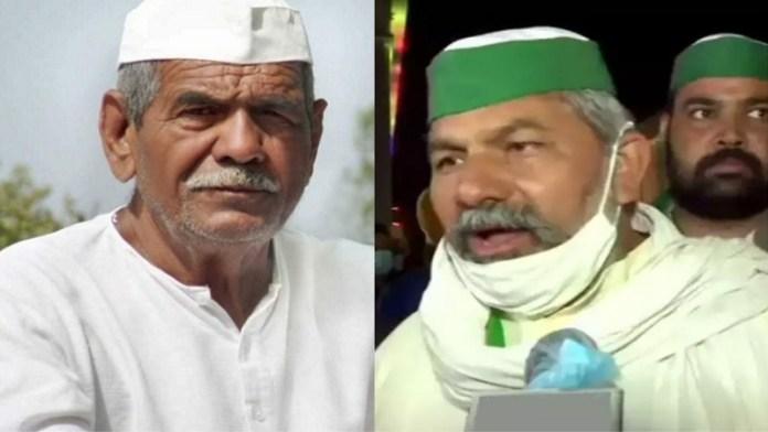 महेंद्र सिंह टिकैत, राकेश टिकैत