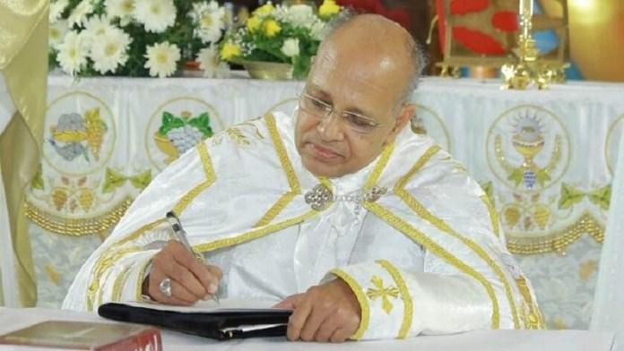 बिशप जैकब मनथोदाथ