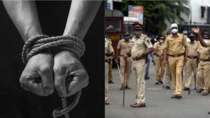 मुंबई पुलिस इंस्टाग्राम मर्डर