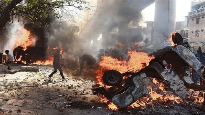दिल्ली दंगों, AAP सरकार