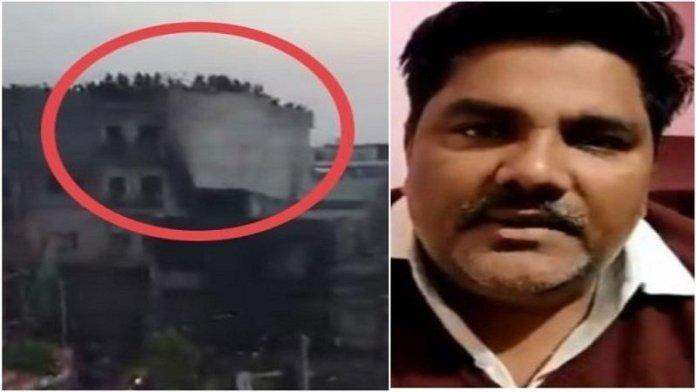 ताहिर हुसैन, दिल्ली दंगा