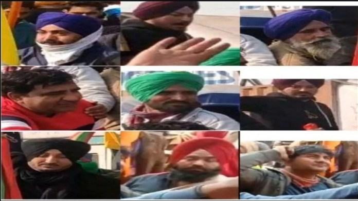 लाल किला हिंसा दिल्ली पुलिस