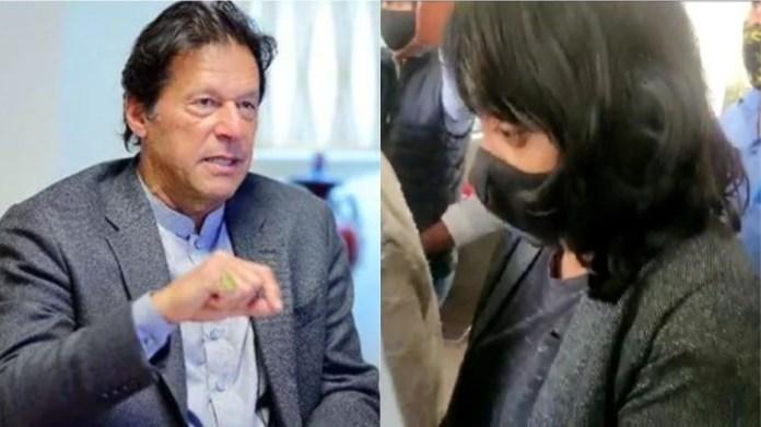 इमरान खान दिशा रवि