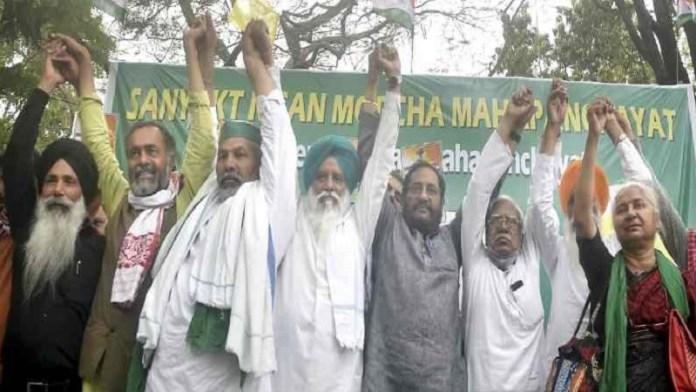 नंदीग्राम महापंचायत, वामपंथियों, किसान आंदोलन