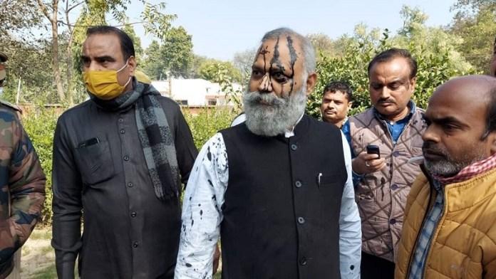 सोमनाथ भारती जेल