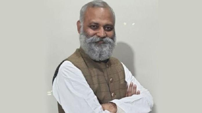 आम आदमी पार्टी विधायक सोमनाथ भारती