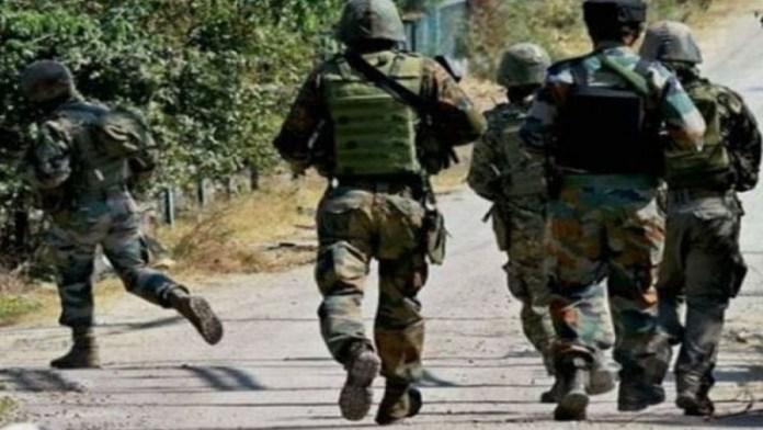 जम्मू-कश्मीर के सोपोर में आतंकी हमला