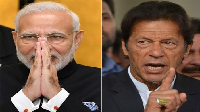 पाकिस्तान मोदी इमरान खान