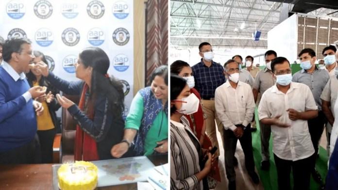 कोरोना अरविंद केजरीवाल दिल्ली हाई कोर्ट