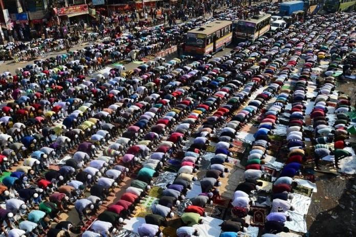 हिंदू-मुस्लिम आबादी