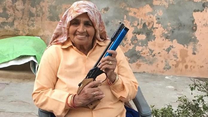 शूटर दादी चंद्रो तोमर, निधन