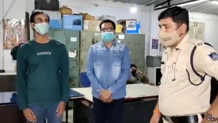 डॉक्टर आमिर, MR इमरान, कोरोना इंजेक्शन, गिरफ्तार