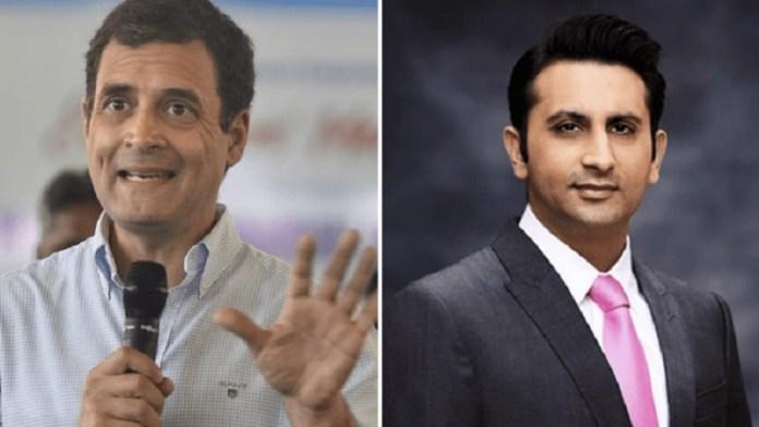 राहुल गाँधी ने अब अदार पूनावाला पर निशाना साधा है