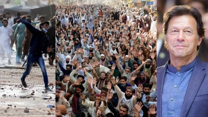 पाकिस्तान, TLP, हिंसा, इस्लाम, इमरान