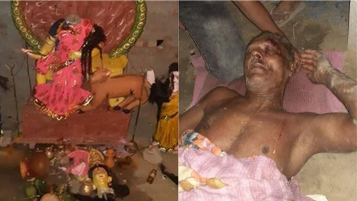 बांग्लादेश, हिंदू परिवार पर हमला