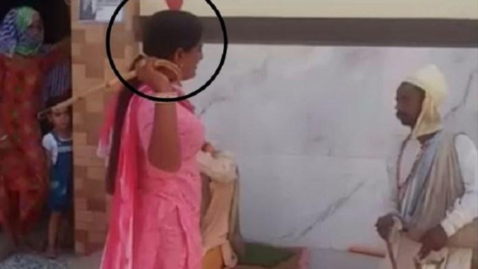 राजस्थान कॉन्ग्रेस पार्षद हिंदू साधु