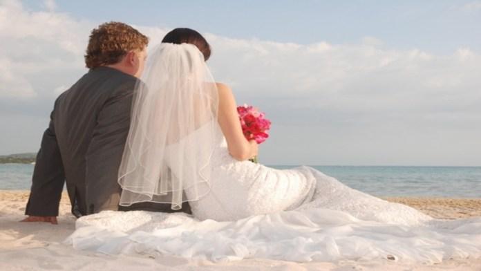 अमेरिका न्यूयॉर्क शादी