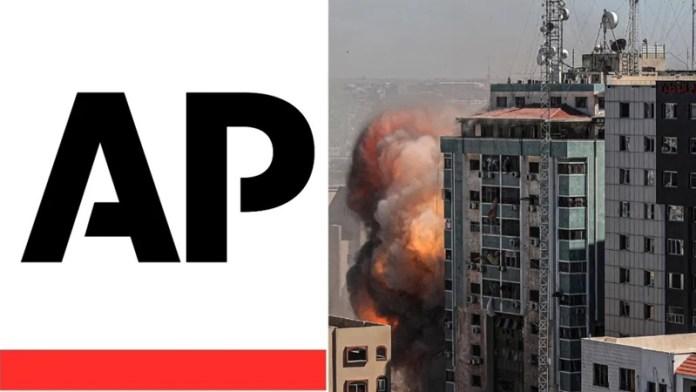 इजरायल फिलस्तीन अल जला टॉवर आईडीएफ