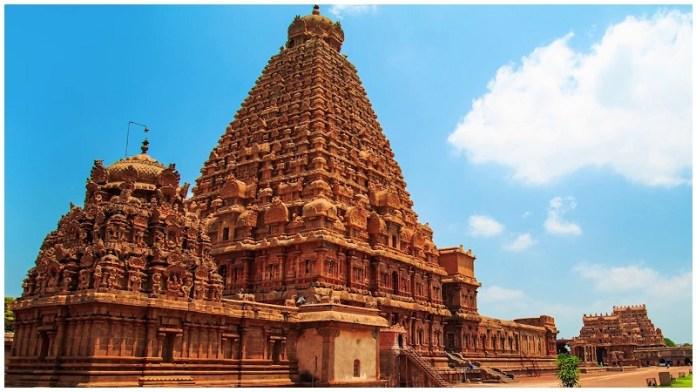 तमिलनाडु का बृहदीश्वर मंदिर
