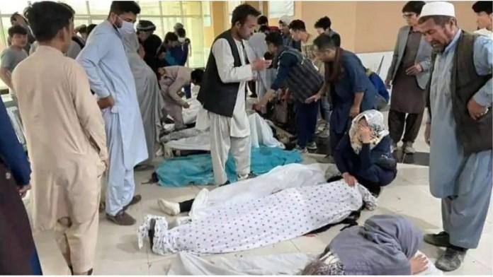 अफगानिस्तान हमला
