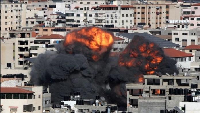 अलजजीरा समेत कई मीडिया ऑफिस तबाह