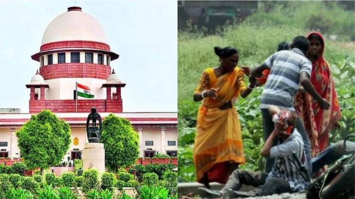 बंगाल हिंसा, सुप्रीम कोर्ट