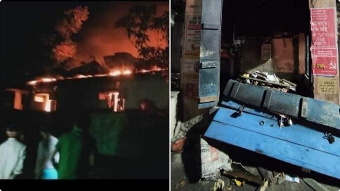 बंगाल, हिंसा