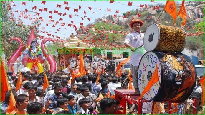 मद्रास हाई कोर्ट, हिंदू जुलूस