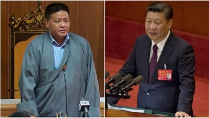 तिब्बत के नेता पेनपा सेरिंग का बयान