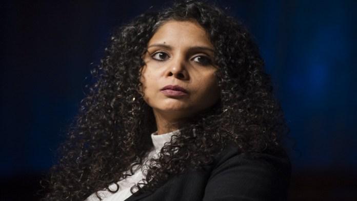 प्रोपेगेंडा पत्रकार राणा अयूब पर्सनल अकाउंट केटो