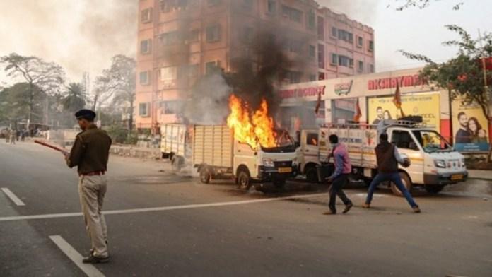 पश्चिम बंगाल ममता बनर्जी टीएमसी हिंसा