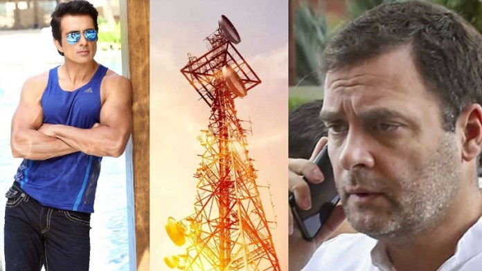 सोनू सूद, टॉवर वायनाड, राहुल गाँधी