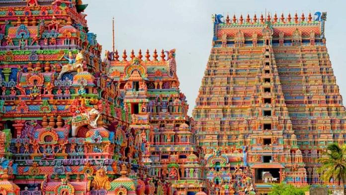 श्रीरंगम का रंगनाथस्वामी मंदिर