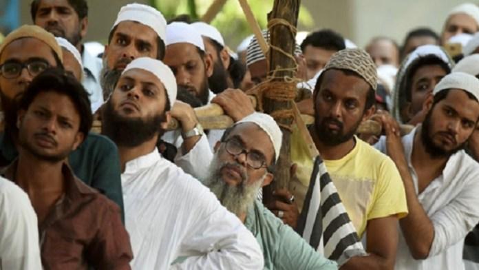 असम, मुस्लिम