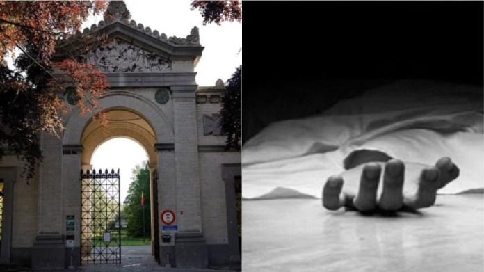 बेल्जियम, कब्रिस्तान, गैंगरेप