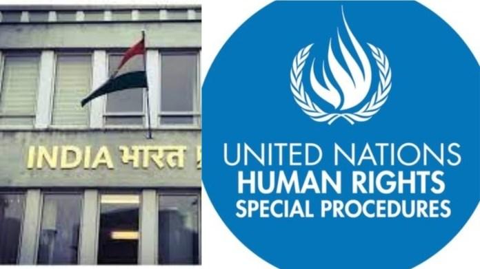 आईटी रूल्स, भारत, संयुक्त राष्ट्र