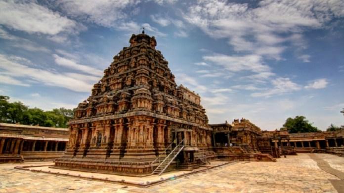 कुंभकोणम का ऐरावतेश्वर मंदिर