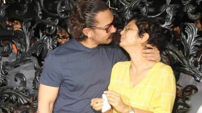 आमिर खान, किरण राव