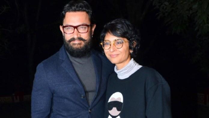 आमिर खान, किरण राव, तलाक