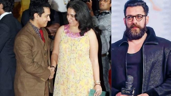 आमिर खान, रीना दत्ता तलाक