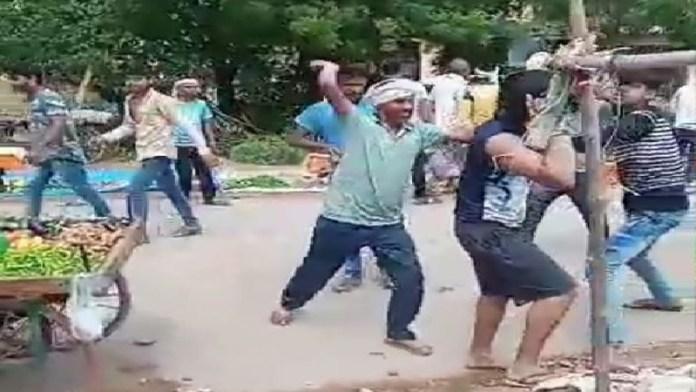 ग्वालियर, बिहारी, मारपीट, मध्य प्रदेश